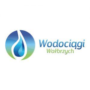 Logo wodociągi wałbrzych Reklama Wałbrzych G-Art Agencja Reklamy
