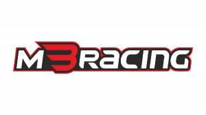 Logo M3Racing Reklama Wałbrzych G-Art Agencja Reklamy