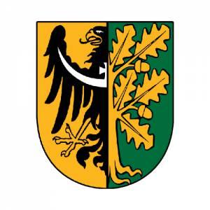 Logo Starostwo Powiat Wałbrzyski Reklama Wałbrzych G-Art Agencja Reklamy