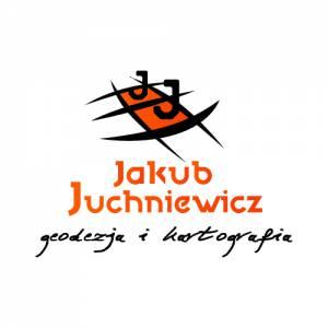 Logo Geodezja Juchniewicz Reklama Wałbrzych G-Art Agencja Reklamy
