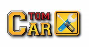 Logo Tom-Car Reklama Wałbrzych G-Art Agencja Reklamy